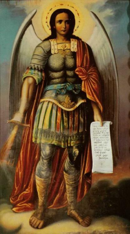 Imagini pentru Sfântul Arhanghel Mihail