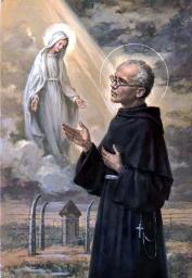 14 August - Sf. Maximilian M. Kolbe